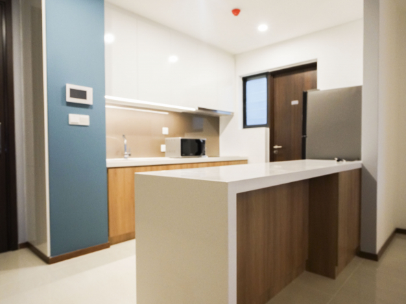 DYNAMIC STYLE APARTMENT WITH 3 BEDROOMS IN ONE VERANDAH