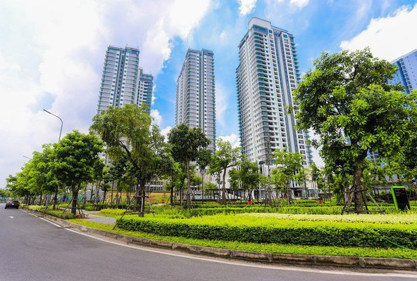 3 BEDROOMS UNFURNISHED IN THE ZEN RESIDENCE (CITY VIEW)